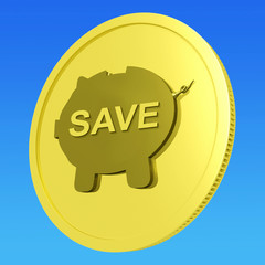 Save Coin Means Price Slashed And On Special