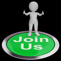 Join Us Shows Registering Membership Or Club