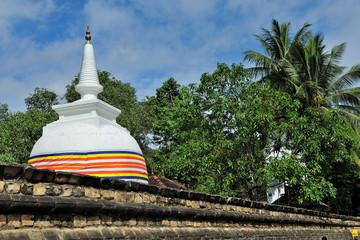Sri Lanka - Tempio di Kandy  -Temple of the Sacred Tooth Relic