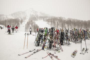 Ristoro sulle piste da sci