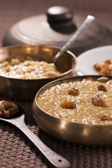 Tasty Thick and creamy Dal payasam.