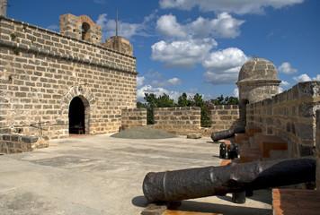 Jagua Fort, Cienfuegos, Cuba