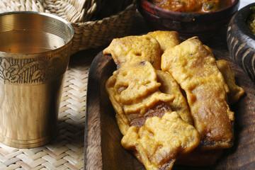 Phularauh - buckwheat-based fritter