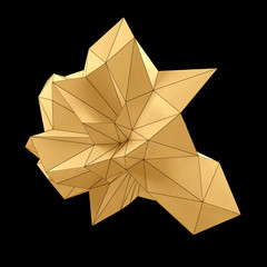 golden shape