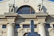 Milano - Palazzo della Borsa e dito di Cattelan