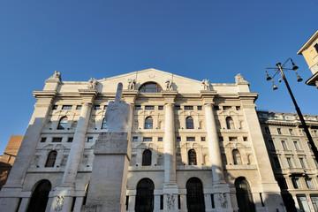 Milano - Palazzo della Borsa