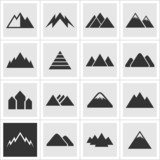 Icon of mountains2