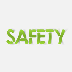 realistic design element: safety