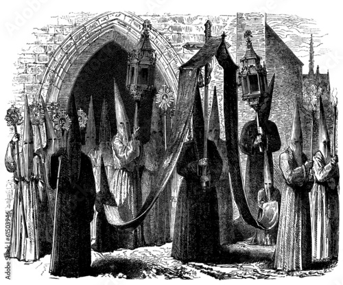 Christianity : medieval Penitents