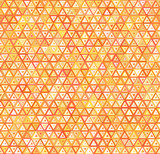 Abstract triangular seamless pattern