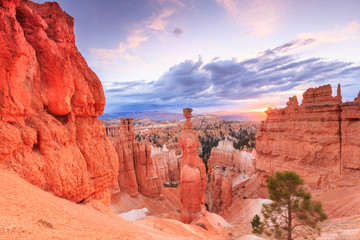 Thor's hammer, Bryce Canyon