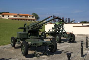 Artillery, Havana, Cuba
