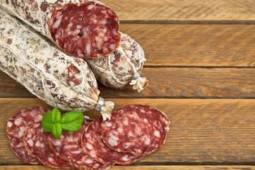sausage,salami