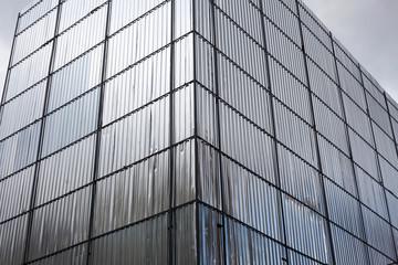 metal facade protection