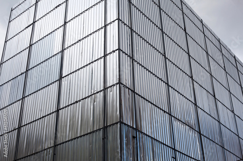metal facade protection