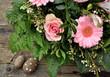 Blumenstrauß - Osterzeit