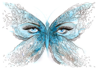 butterfly © okalinichenko