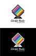 Colorful creative logo template