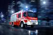 Feuerwehr im EInsatz - 61512372