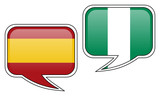 Spanish-Nigerian Conversation