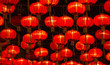 canvas print picture - Chinese New Year Lanterns