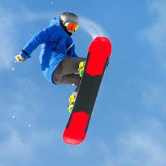 evoluzione con snowboard