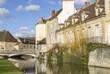 Постер, плакат: Charolles burgundy France saone et loire