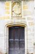 Постер, плакат: old house in Charolles burgundy France
