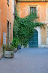 Roma - Vicolo delle Orsoline