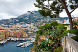 Port of Monaco. Seascape.