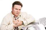 Financial Problems - Indigestion or Heart Attack