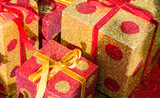 Christmas giftboxes