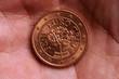 Austria euro cent Österreich Euro-Cent  النمسا اليورو المائة
