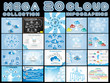 MEGA COLLECTION OF TWENTY CLOUD INFOGRAPHICS