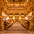 Treppenhaus in der Oper - 61522581