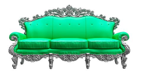 Classic Baroque sofa
