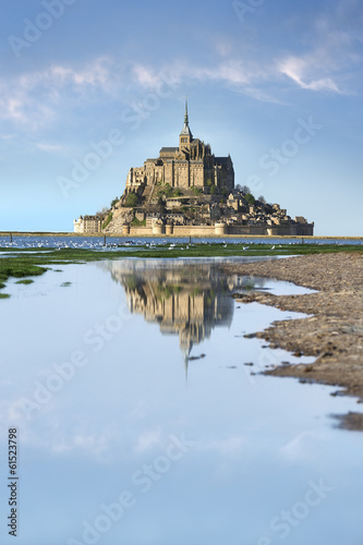 Papiers peints Monument Le Mont Saint Michel