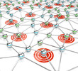 Network isolated - Communication concept