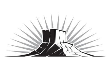 Rock Formation Utah