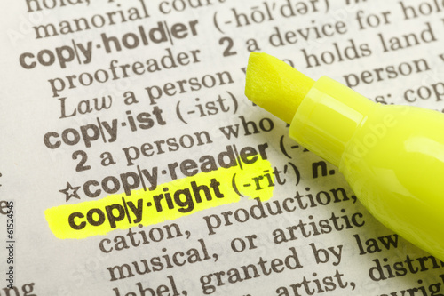 Copyright Highlight