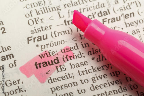 Fraud Definition