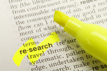 Research Defintion