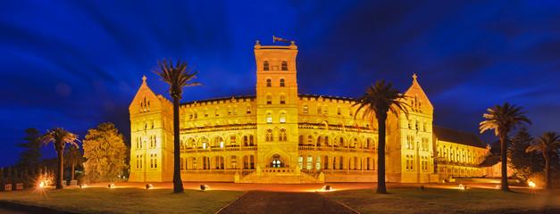 Sydney Manly Palace Panorama Sunset