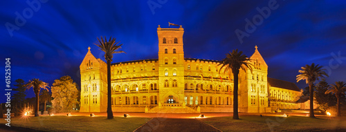 Sydney Manly Palace Panorama Sunset