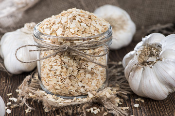 Heap of Garlic Spice