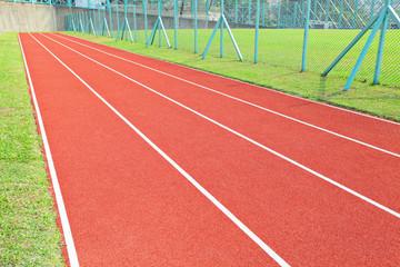 Training track