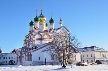 Варницкий монастырь в Ростове Великом, Золотое кольцо России