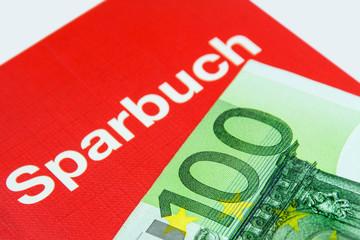 Sparbuch - 100 Euro
