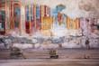Fresco at the ancient Roman city of Pompeii - 61533757