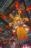 Giant Chinese Lantern for Chinese New Year Celebration